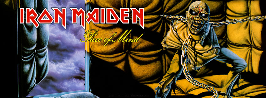 Photo Collection Piece Of Mind Iron Maiden Wallpaper