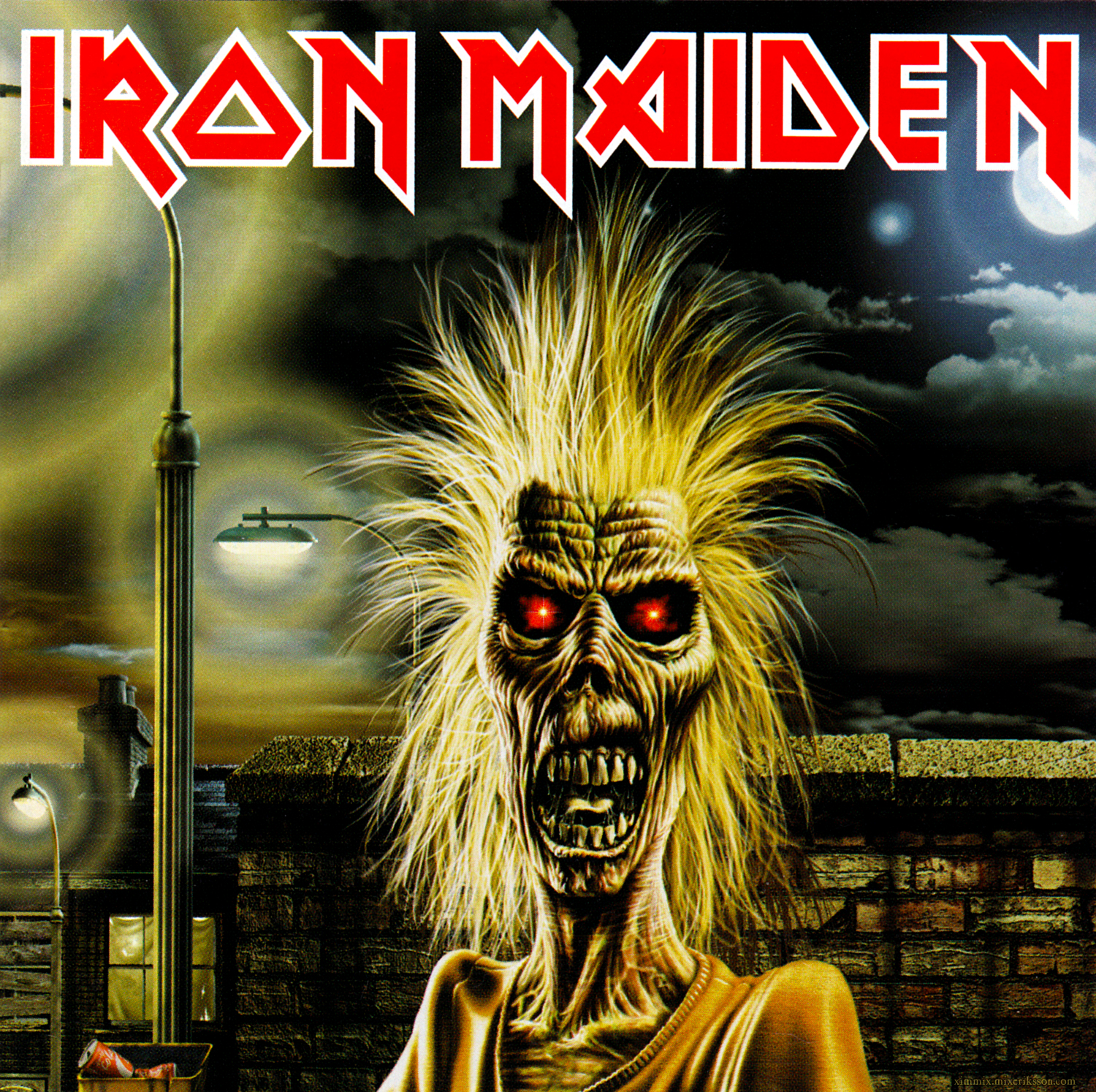maiden black singles Find a iron maiden - the number of the beast first pressing or reissue complete your iron maiden collection shop vinyl and cds.