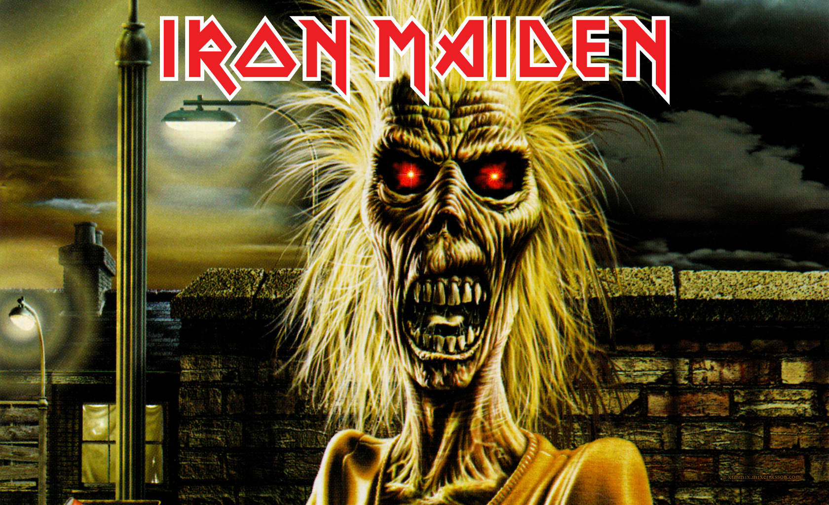 iron maiden wallpapers covers - photo #25