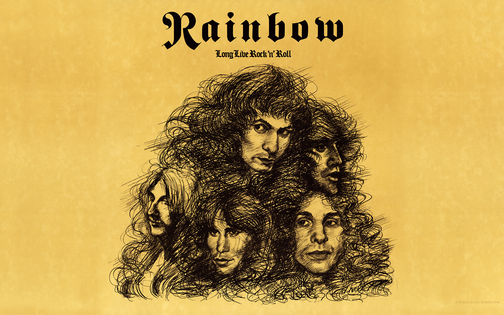 Long live rock 'n' roll rainbow | songs, reviews, credits | allmusic.